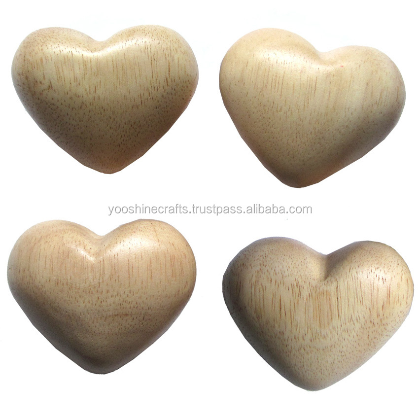 Wooden hearts crafts gift hearts creative craft gift for Wooden hearts for crafts