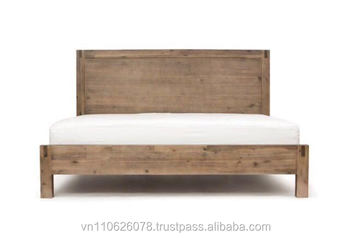 Acacia Wood Bedroom Furniture For