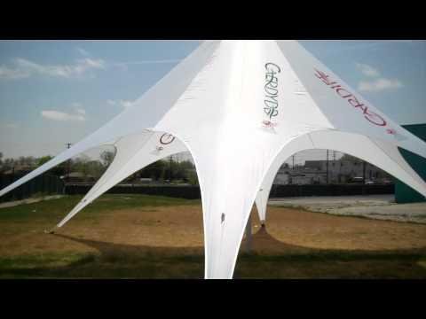 ... KD Kanopy - StarShade A 360 Walk Around | Pop Up Canopies | Shade Canopies & Cheap Portable Shade Canopies find Portable Shade Canopies deals ...