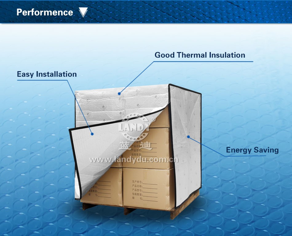 Thermal Insulation Materials : Euro pallet cover heat insulation buy suitcase