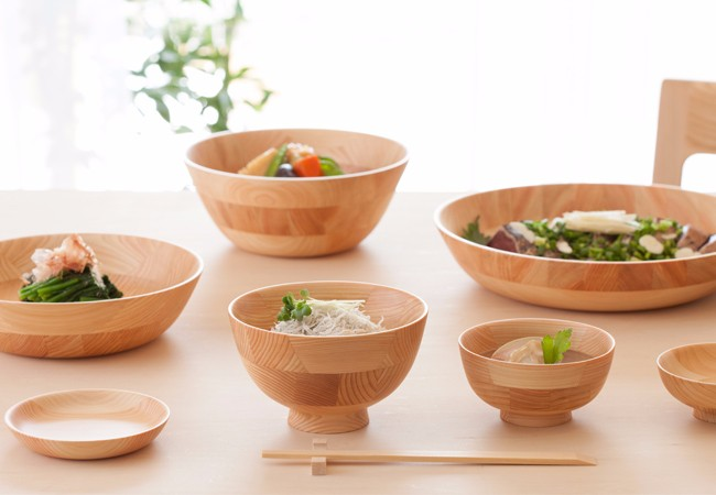 Japanese Dinnerware \  Hikiyose \  Series Maple Dish Dinnerware & Japanese Dinnerware \
