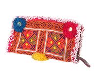 Trendy Rajasthani Embroidered Traditional Indian Vintage Banjara Clutch Bag