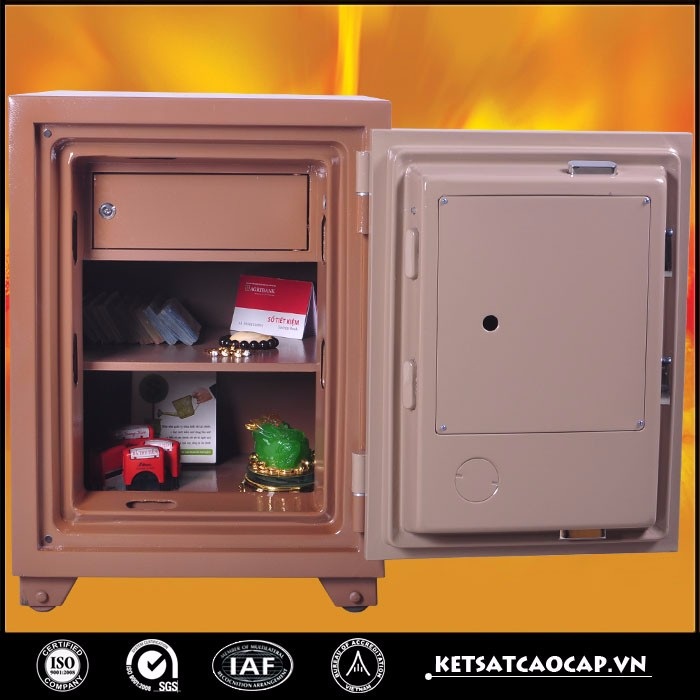 Fireproof safes /eagle safes/fireproof safe for office and home use - KS140 E
