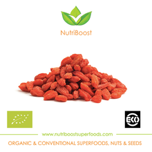 Organic Goji Berries Wholesale, EU Certified!