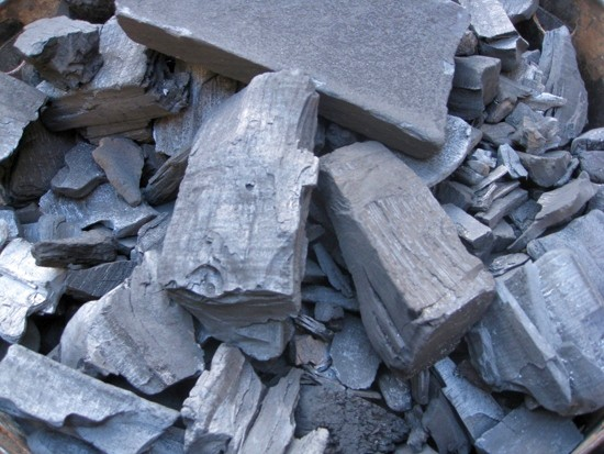 Hardwood, Coconut Shell Charcoal for Sale