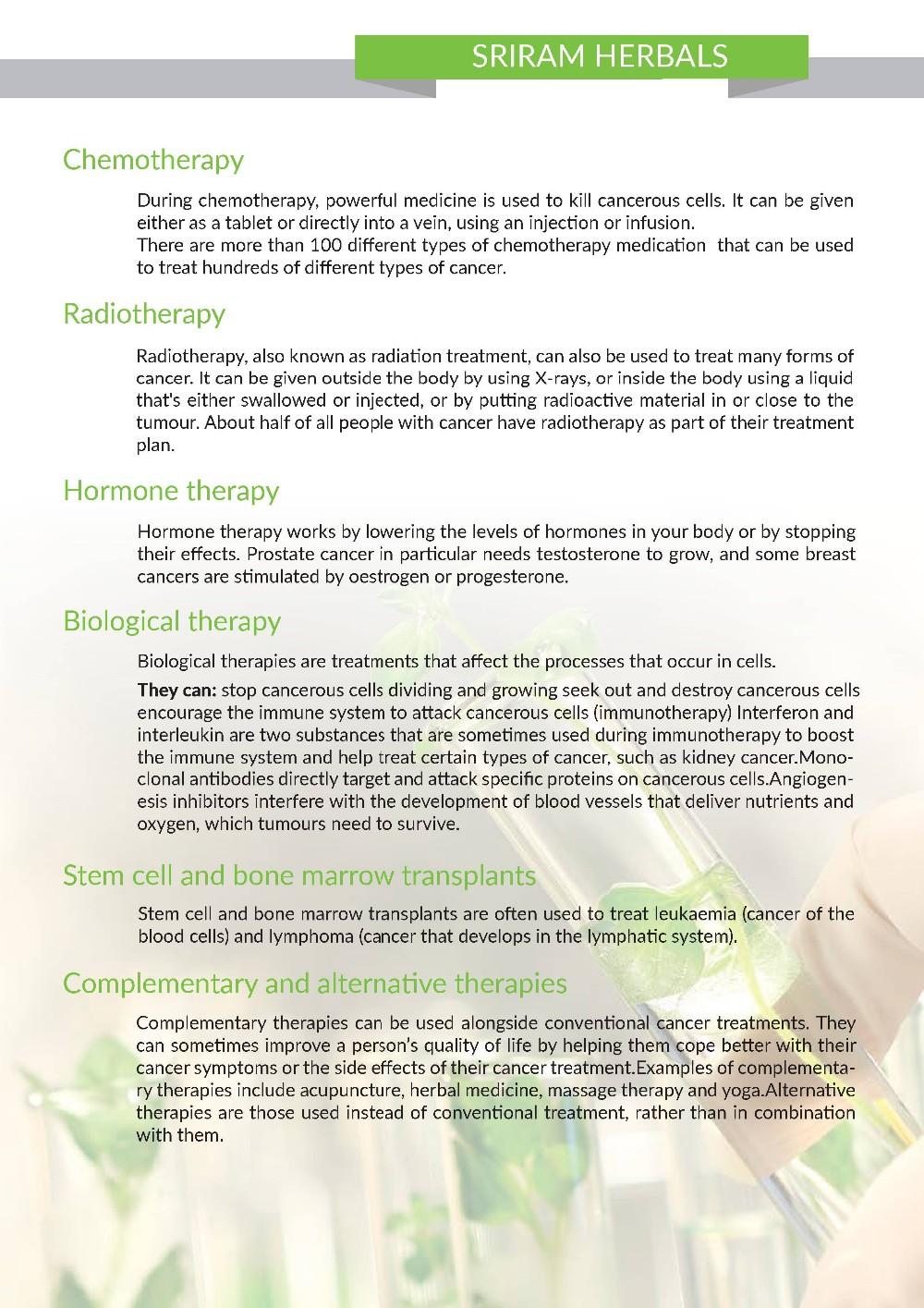 Herbal Cancer Medicine - Buy Symptoms Cervical Cancer,Cancer  Treatment,Cancer Detector Product on Alibaba com