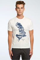 Tri blend T shirts 25%cotton 25% Rayon 50% Polyester Custom Tee Shirts,Custom Tri blend T shirts 25%cotton 25% Rayon 50% Polyest