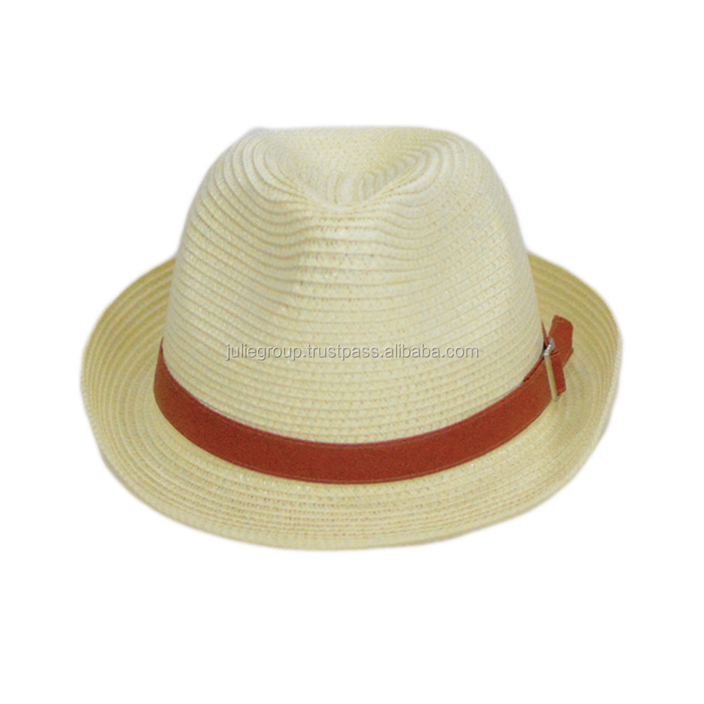 Fashion Paper Straw Hats Made In Vietnam