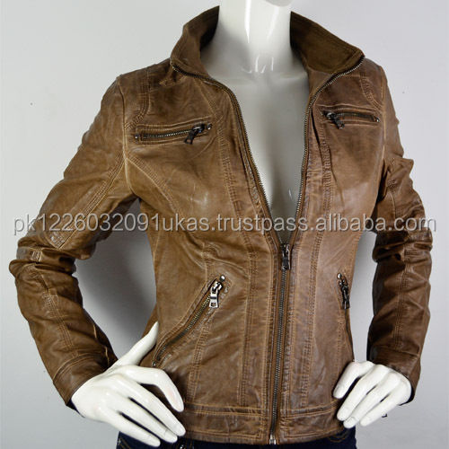 Leather Jacket, Leather Jacket Suppliers and Manufacturers at ...