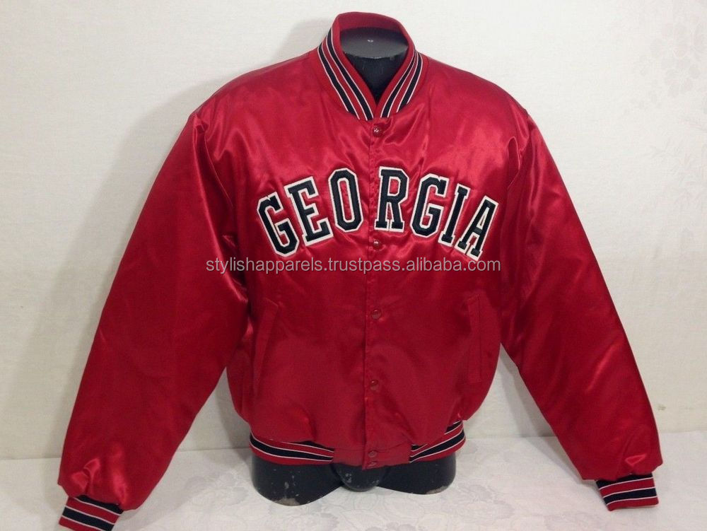 Wholesale Satin Baseball Jackets / Satin Jackets Wholesale - Buy ...