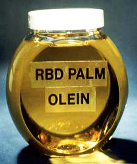 Diwa RBD Palm Olein Oil