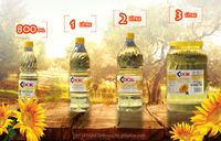 Refined Premium grade Turkish %100 Sunflower oil