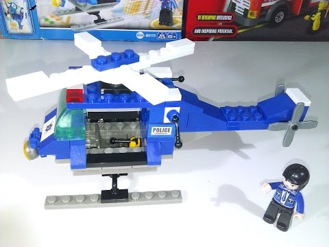 Toys For Kids. Lego Police Plane Toys For Kids. Lego Police Plane Toys For Children