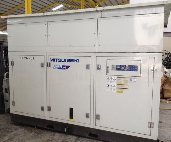 [used] AIR COMPRESSOR 100HP