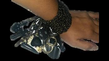 Bracelet Rock Night