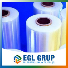 LLDPE Automatic Type Strech Super Power Film For Machine 17x1500 M