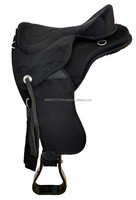 New design GP treeless saddle with fender horse equipment