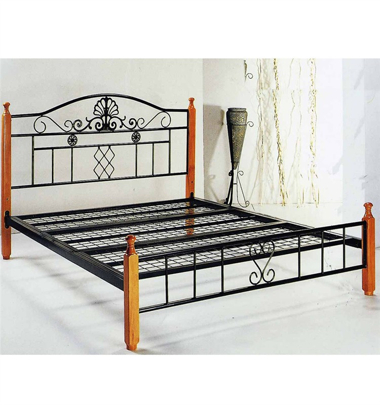 2016 New Design Double Deck Bed Frame Double Deck Bed With Cabinet