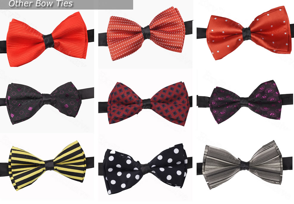 Manifacturing, High quality Bow Tes, Fashion bow, tie hand made bow tie
