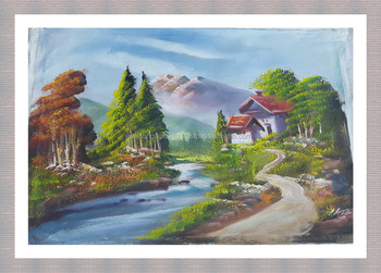 Beautiful Scenery Wall Painting Natural Scenery Wall Picture Buy Beautiful Scenery Wall Painting Natural Scenery Wall Picture Natural Scenery Art
