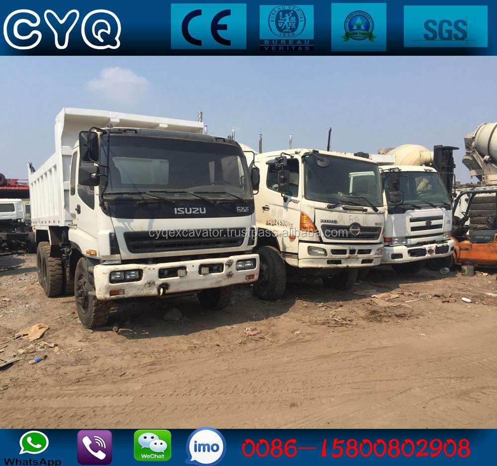 Used isuzu dump truck japan original tipper truck trucks machinery for sale whatsapp 0086 15800802908 buy japan hino used dump trucks japan hino dump