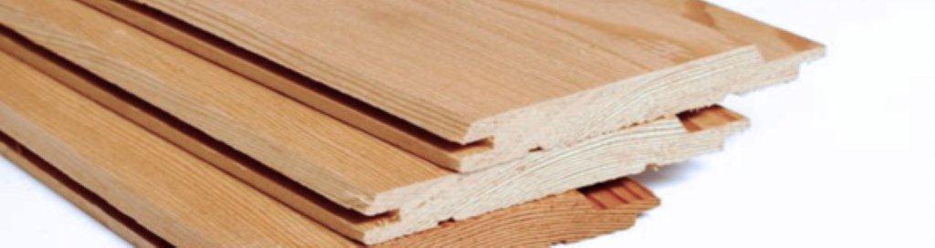 Planche de bois de m l ze sib rien pour la d coration l for Planche de bois exterieur