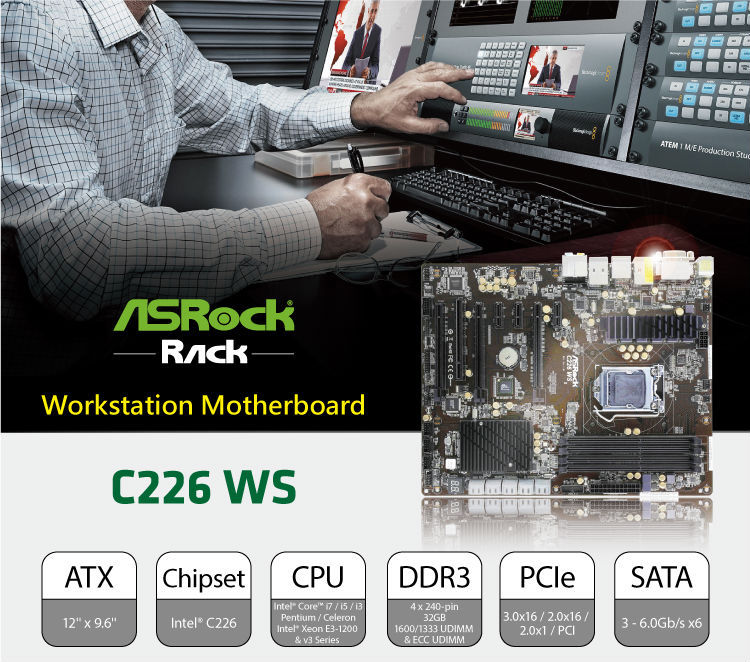 ASRock C226 WS Marvell SATA Driver for Windows Mac