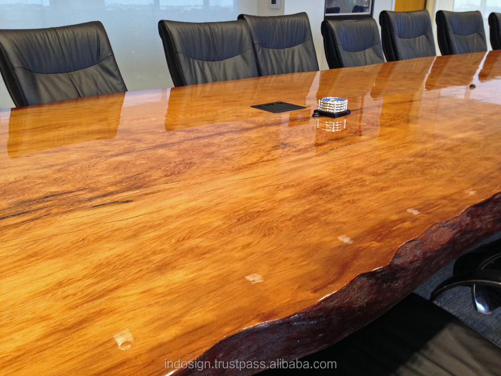 ExclusiveCustomized Kauri-wood Meetingconference Tables - Buy