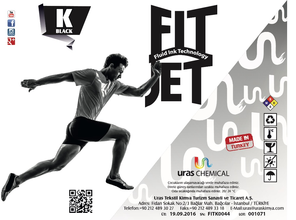 Fit Jet (fluid Ink Technology)