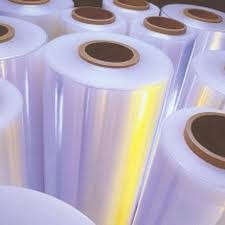 Stretch Film for Pallet Wrap Machine or Manual virgin plastic LLDPE