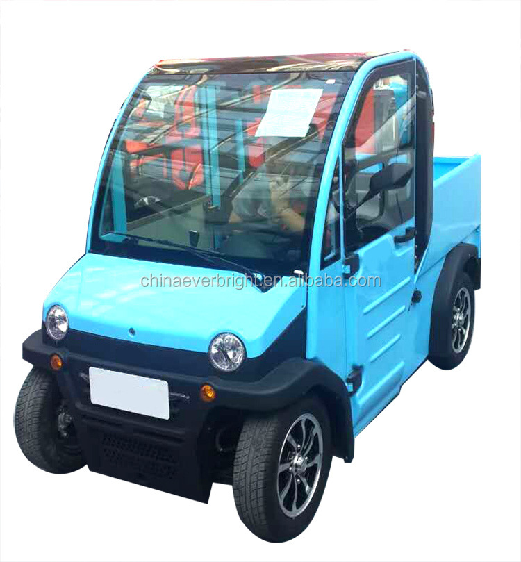 small 2 seats electric pickup electric truck for cargo buy high quality electric pickup. Black Bedroom Furniture Sets. Home Design Ideas