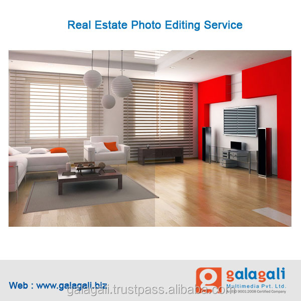 Commercial Photo Editing Service for Real Estate at Best Price