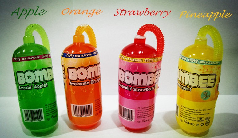 Beverage Bom Bee Mixed Flavour