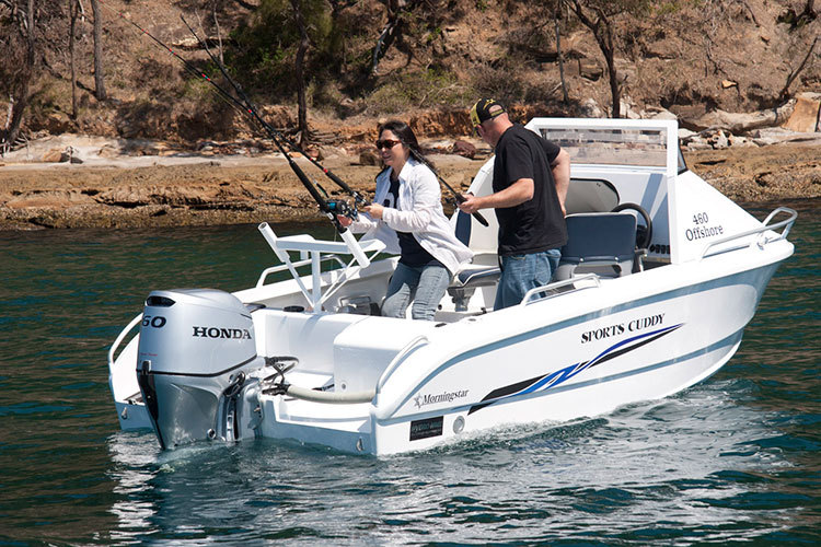 17ft Ce Certified Aluminium Plate Boat With Cuddy Cabin