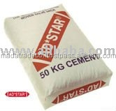 Ad-star Bag Polypropylene Block Bottom Valve Sack
