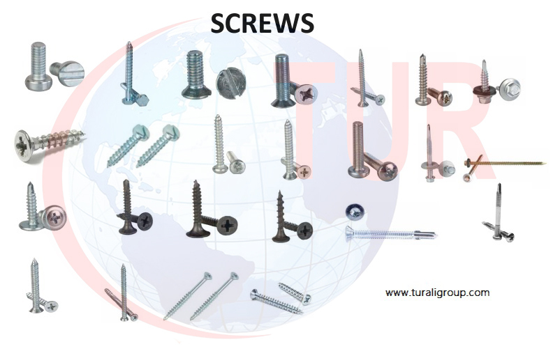 different types of screws buy screw product on. Black Bedroom Furniture Sets. Home Design Ideas