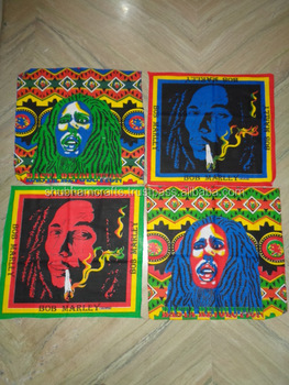 Rasta Bob Printed Cotton Bandana Head Scarves - Buy Cotton Small ... 2ba356b6123