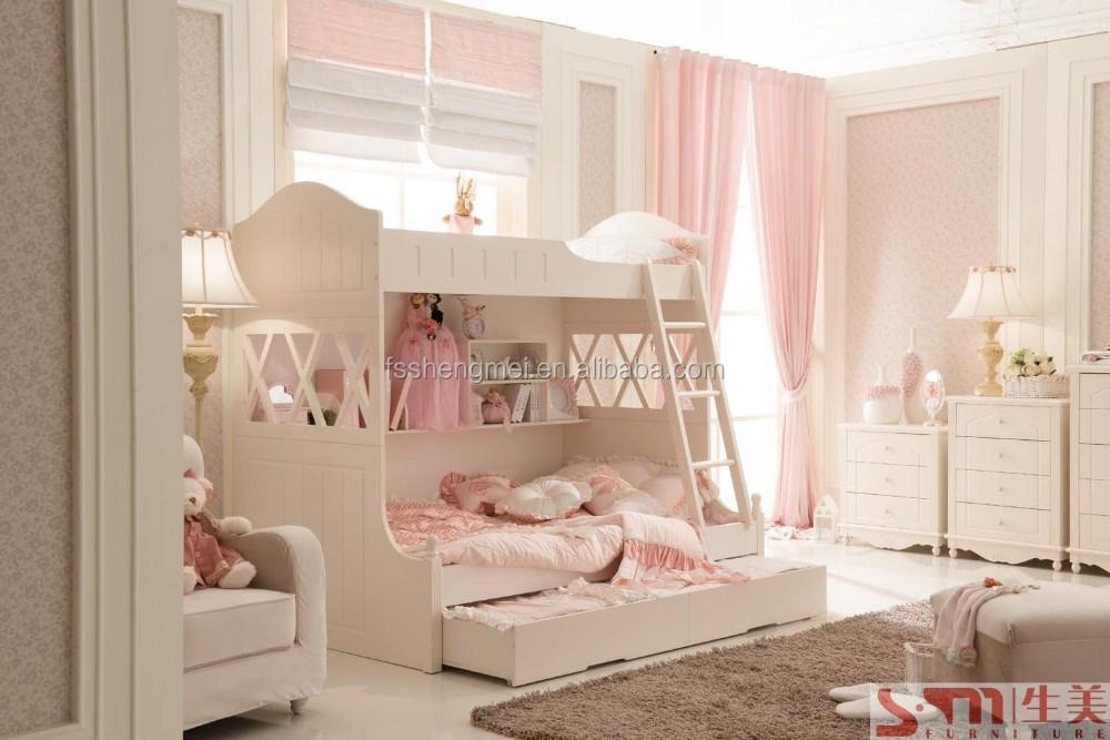 Etagenbett Mädchen : Umweltfreundliche malerei kinder mädchen etagenbett twin loft