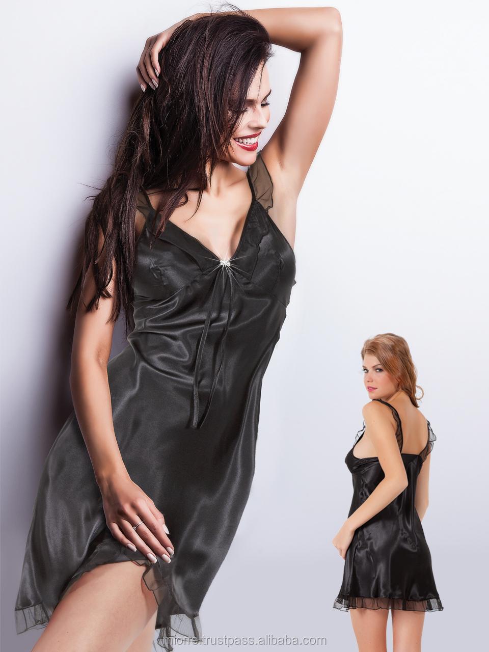 f9377bbb4 Miorre Satin Lingerie ( New Price ) (sale ) - Buy Sexy Satin ...