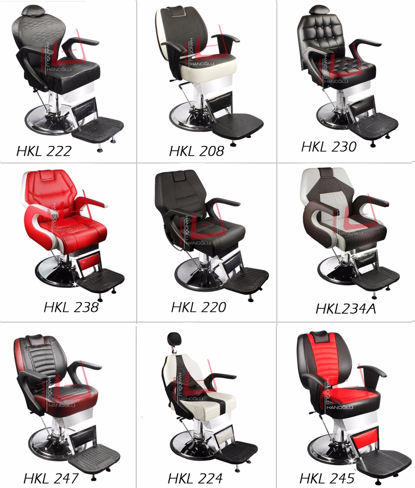 Modern barber chair - Hydraulic Barber Chair Modern Barber Chair