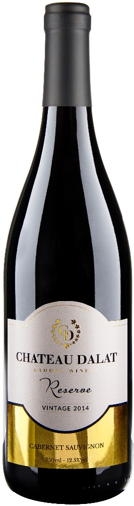 Kết quả hình ảnh cho chateau dalat reserva cabernet sauvignon