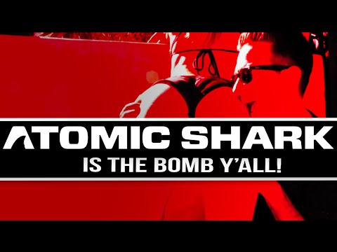 Atomic Shark Is The Bomb Y��all - Atomic Shark Soundtrack [OFFICIAL VIDEO]