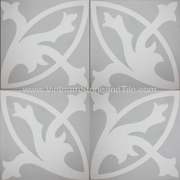 Encaustic Cement Tiles From Vietnam/Traditional cement tiles