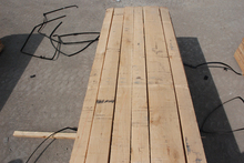 Rough Sawn White Ash solid lumbers from ukraine