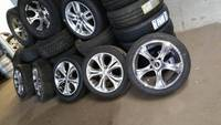 Used Tyre & Rims