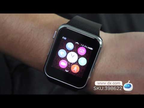 DX: K68 Apple Watch Style Smart Watch with Heart Rate Monitor