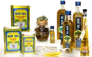 Bom dia - Virgin and Extra Virgin Olive Oil - max. acidity 0,5% and 1% - Portugal