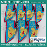 Masonic AASR Worship Collars