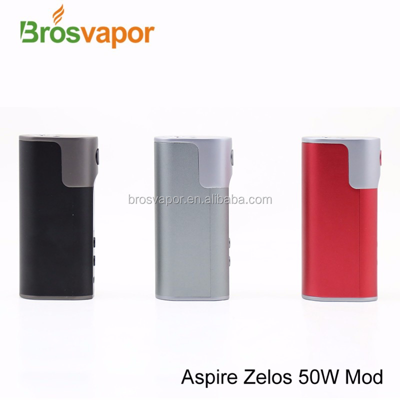 first hand aspire vape Zelos mod in stock from brosvapor