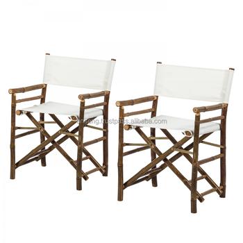 Bambus Regelstuhl Ausstattungsmöbel Buy Leinwand Stühle